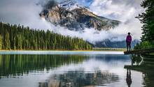 Der Emerald Lake