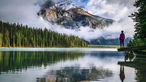 Der Emerald Lake
