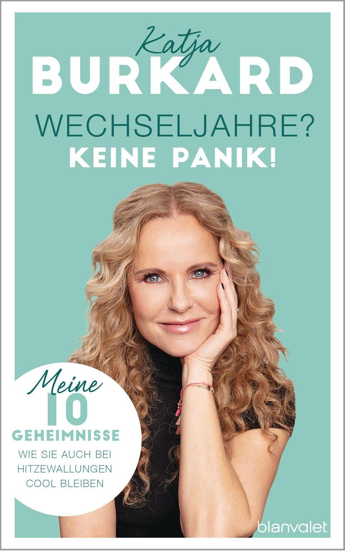 """Buch von Katja Burkard """"Wechseljahre? Keine Panik!"""""""