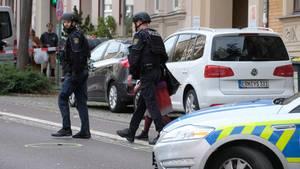 Polizei in Halle (Saale)