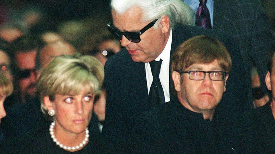 Elton John und Diana