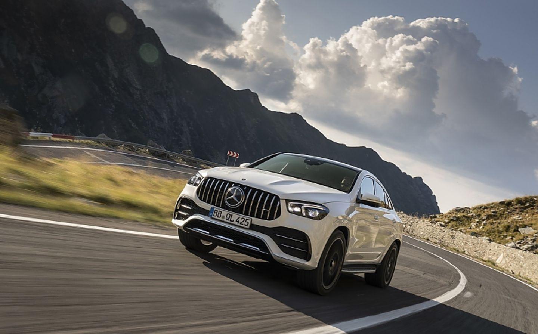 Mercedes GLE 400d Coupé
