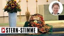 Erntedank-Gottesdienst in der Kirche