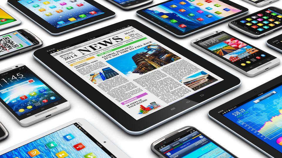 Alle iPads auf einen Blick