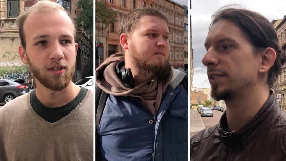 """Angst in Halle: Augenzeuge berichtet von Schüssen auf Dönerladen: """"Ich habe mich auf der Toilette versteckt"""""""