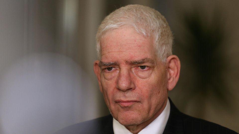 Josef Schuster, Präsident des Zentralrates der Juden in Deutschland