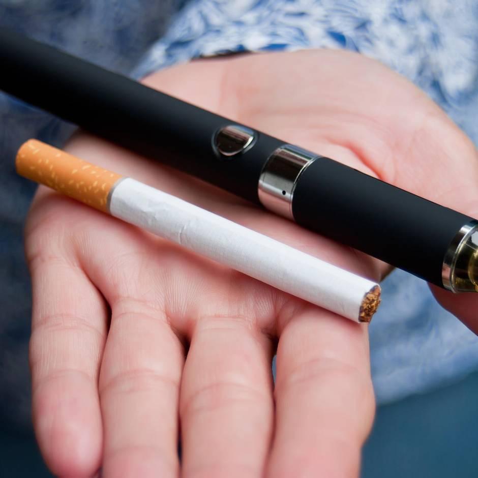 """Nach Todesfällen in den USA: Lungenarzt warnt: """"Auch E-Zigaretten sind gesundheitsschädlich"""""""