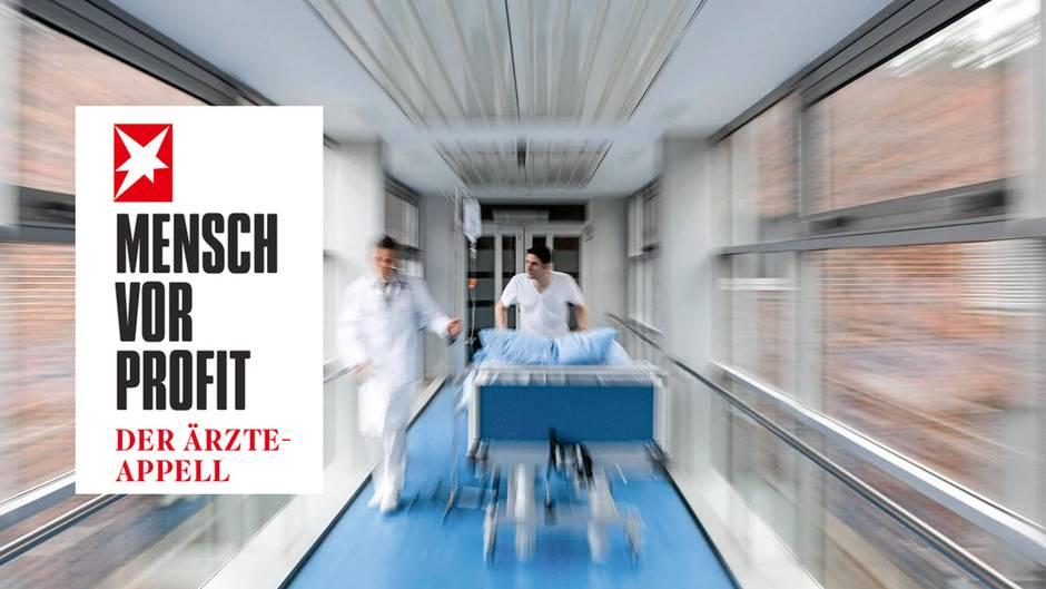 Kaputtgesparte Krankenhäuser: Krasse Folgen für Ärzte und Patienten