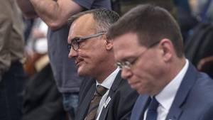 Ungarn: Bürgermeister in Györ