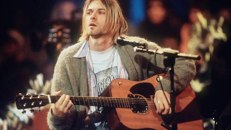 Nirvana: MTV Unplugged in New York Album …