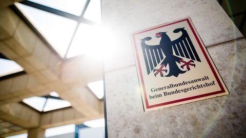 Der Generalbundesanwalt beim Bundesgerichtshof in Karlsruhe