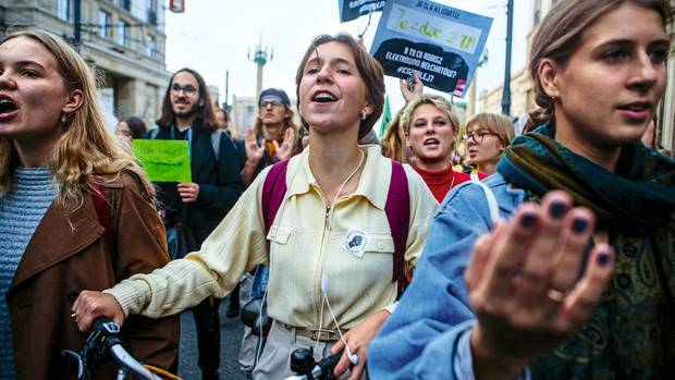 """""""Fridays for Future"""" in Polen"""