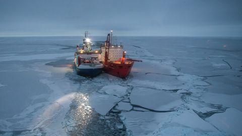 Schiff Polarstern