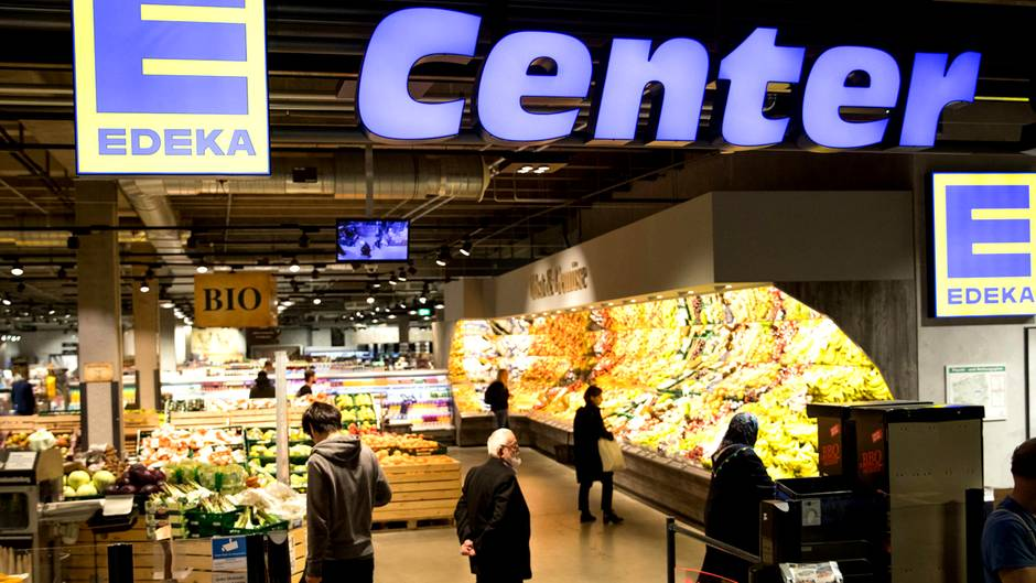 Edeka in der Rindermarkthalle Hamburg