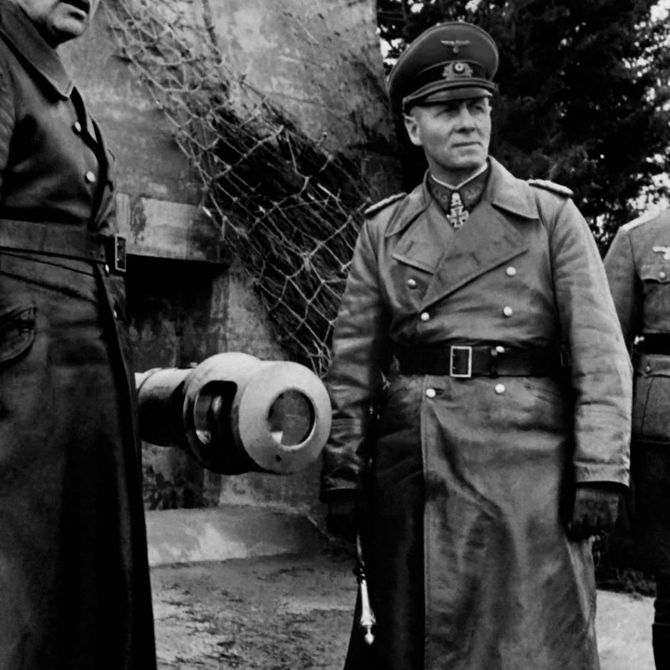 75. Todestag: Rummel um Rommel: Sollte man Straßen nach Hitlers einstigem Lieblings-General benennen?
