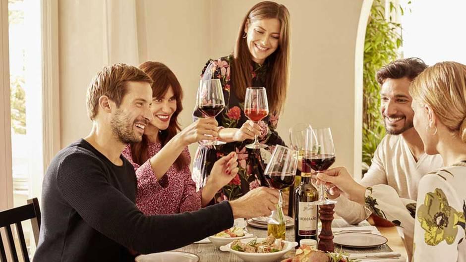 Salud – auf die Freundschaft und den Genuss!
