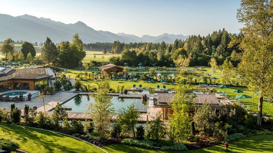Sonnenalp Resort, Ofterschwang