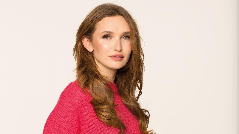 Interview mit Anna Wilken über  Endometriose und Kinderwunsch