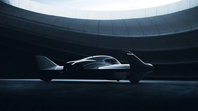 Porsche Boeing Flugtaxis