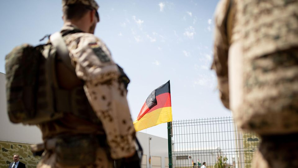 Bundeswehr Soldat