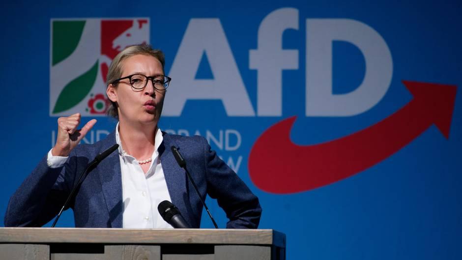"""Anschlag in Halle: """"Geistige Brandstifter"""" – So wehrt sich Alice Weidel gegen die Vorwürfe"""
