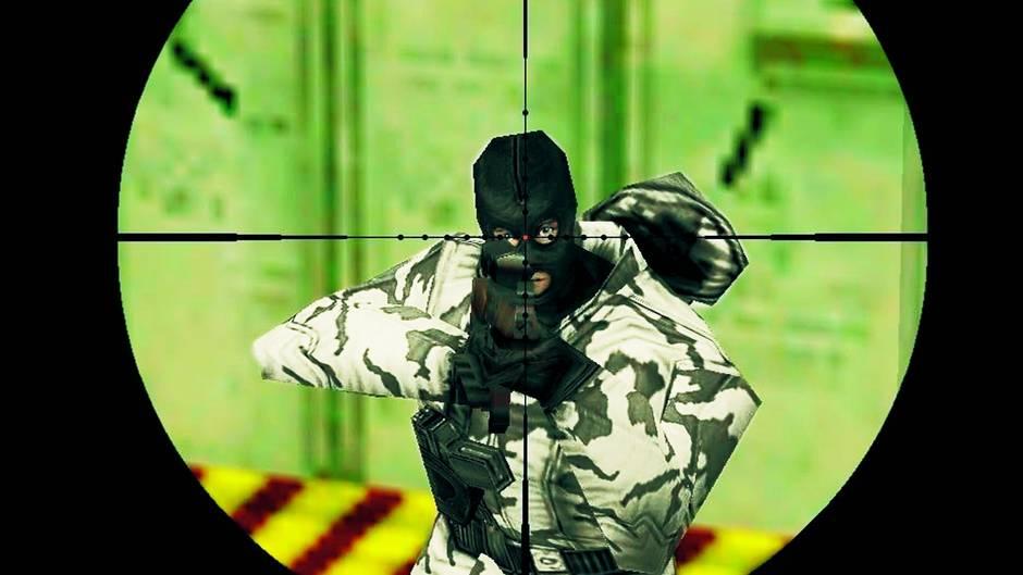 """An Videospielen wie """"Counterstrike"""" entzündete sich damals die Killerspiel-Debatte."""