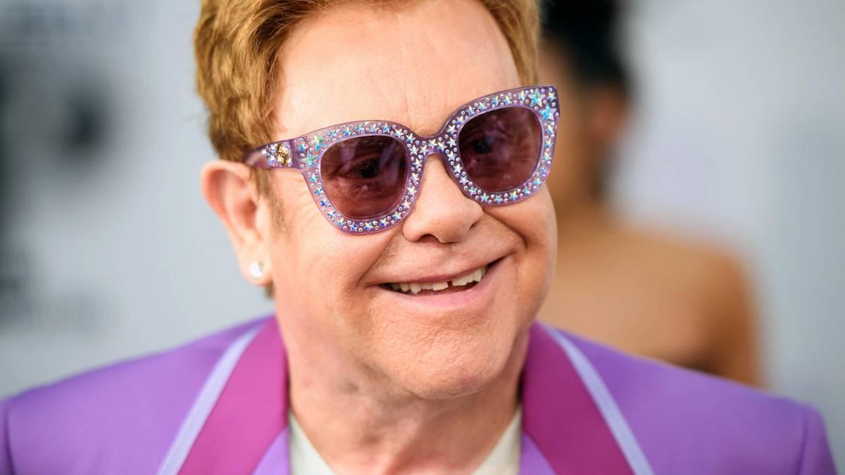 Leute von heute: Bei Elton John spukt es im Herrenhaus – und sein Ehemann will den Geist schon gesehen haben