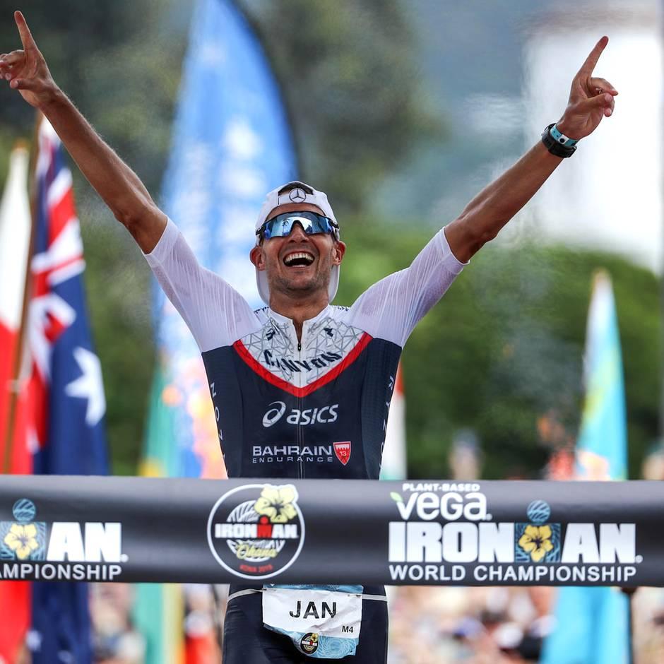 Sport kompakt: Historischer Triumph: Jan Frodeno und Anne Haug holen Gold bei Ironman-WM auf Hawaii