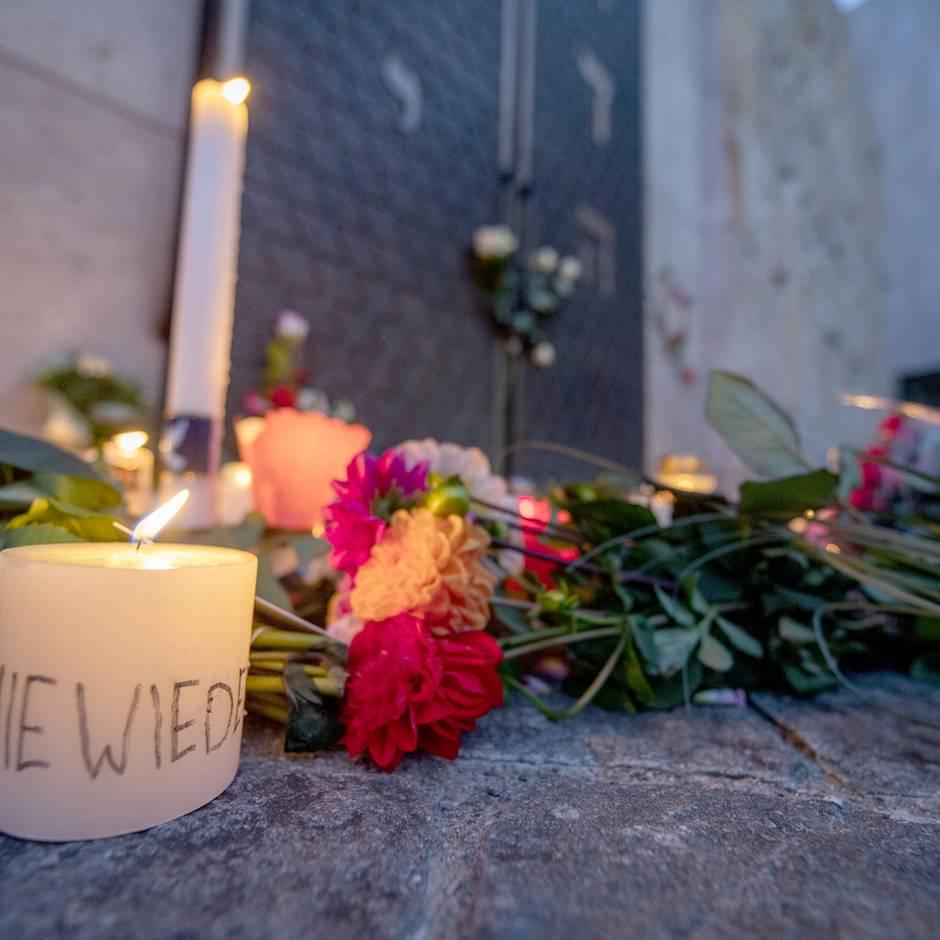 """Kein Schutz für Synagoge?: """"Keine Panne"""" nach Anschlag in Halle: Innenminister Stahlknecht verteidigt Einsatz der Polizei"""