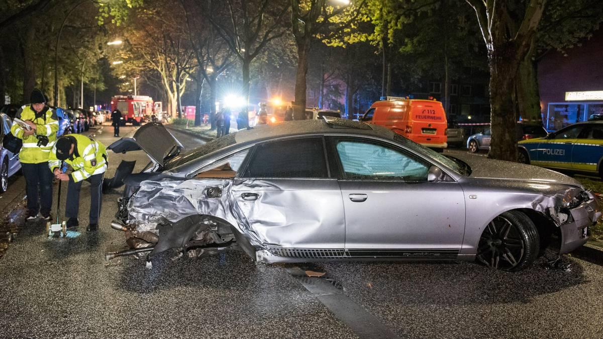 Unfall A555 Heute