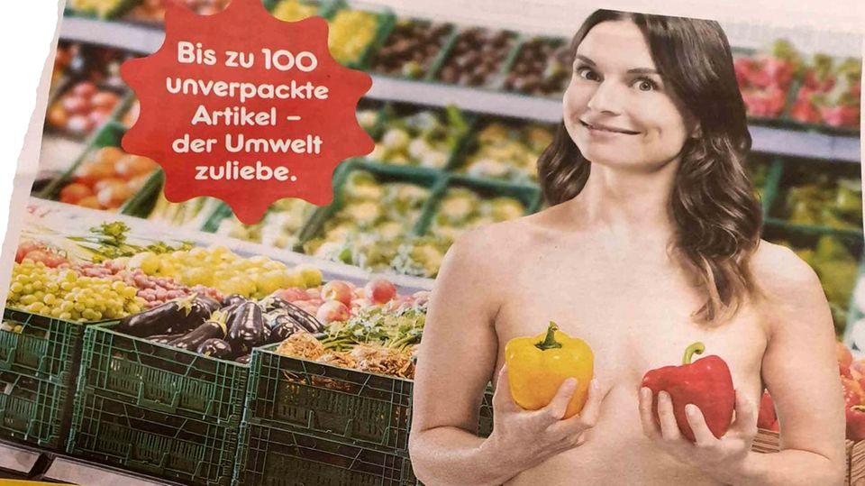 """""""Unverpackte"""" Tatsachen: """"Nackte Tatsache"""": Netto kassiert für sexistische Werbung völlig zurecht einen Shitstorm"""
