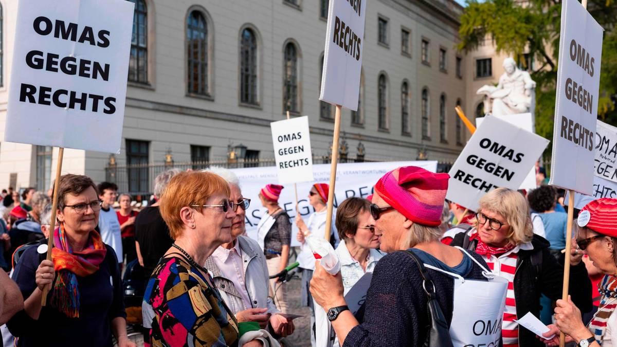 News von heute: Tausende gehen in Berlin bei