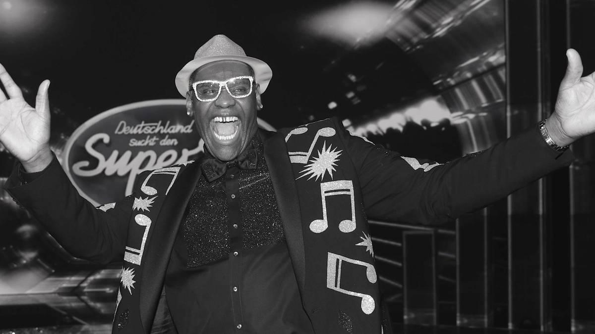 """Krebs-Erkrankung: DSDS-Gewinner und """"Mr. Bling Bling"""": Familie und Fans trauern um Alphonso Williams"""