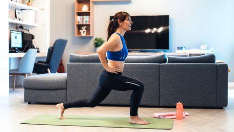 Workouts für zuhause sorgen für maximale Flexibilität im Alltag