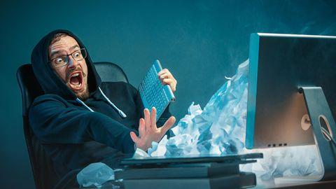 Spam-Mails beantworten: James Veitch und sein neues Buch