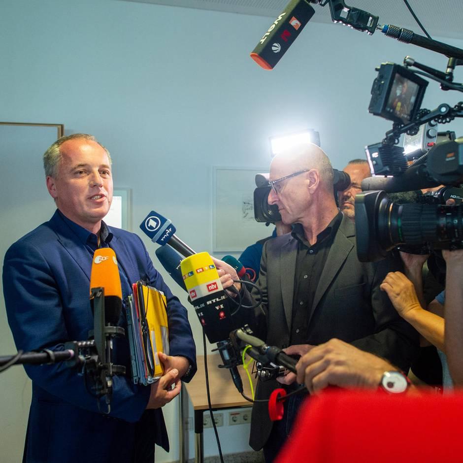 News von heute: Polizei verlor Halle-Täter eine Stunde aus den Augen