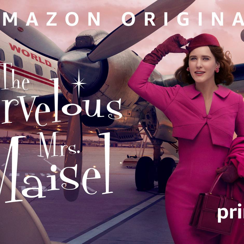 "Netflix, Amazon Prime Video und Co.: Neuer Starttermin für preisgekrönte Amazon-Serie ""The Marvelous Mrs. Maisel"""