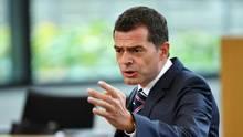 CDU-Spitzenkandidat Mike Mohring erteilt einer möglichen Koalition mit Linken und AfD in Thüringen eine Absage.