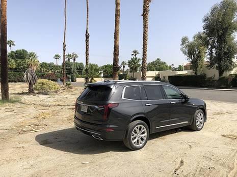 Cadillac XT6 3.6 V6 AWD