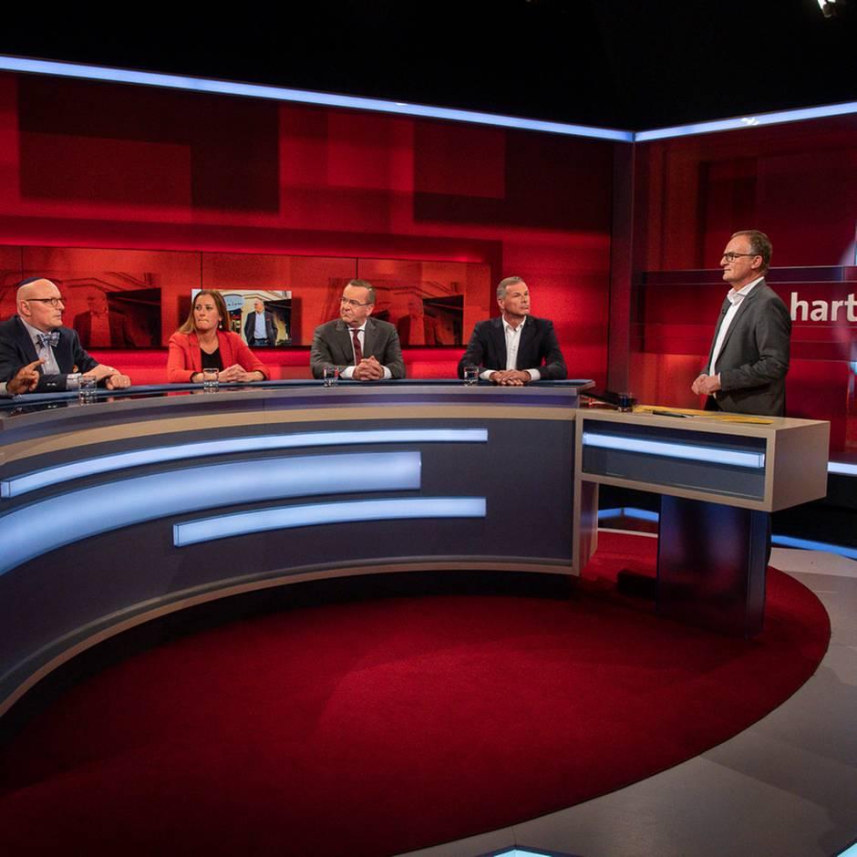 """Sendung zum Halle-Anschlag: """"Antisemitischer Dreck"""": Zuschauerpost bei """"Hart aber fair"""" erzürnt viele Nutzer"""