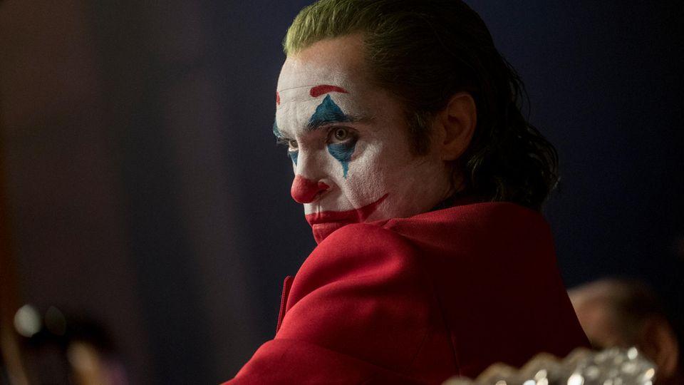 """Brillant: Joaquin Phoenix als """"Joker"""""""