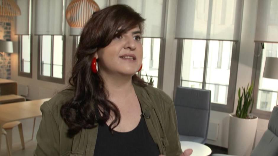 Giulia Silberberger ist Expertin für Verschwörungstheorien
