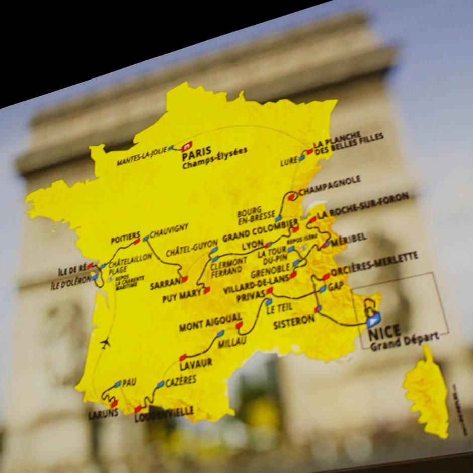 Sport kompakt: Tour de France 2020 eine Sache für Kletterer