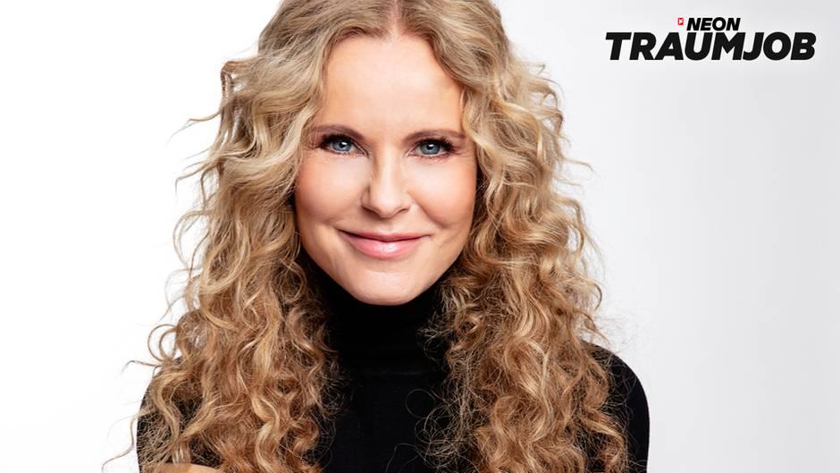 Katja Burkard im Interview über ihren Traumjob als Fernsehmoderatorin
