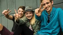Die Trends zu einer immer bunteren Gesellschaft geht bei Jugendlichen mit einem hohen Maß an Toleranz einher