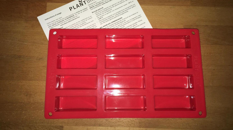 Plant Break Riegel-Backform
