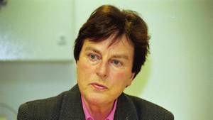 tote promis 2019 - spd-politikerin anke fuchs