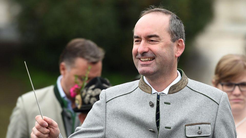 Hubert Aiwanger, Parteivorsitzender der Freien Wähler