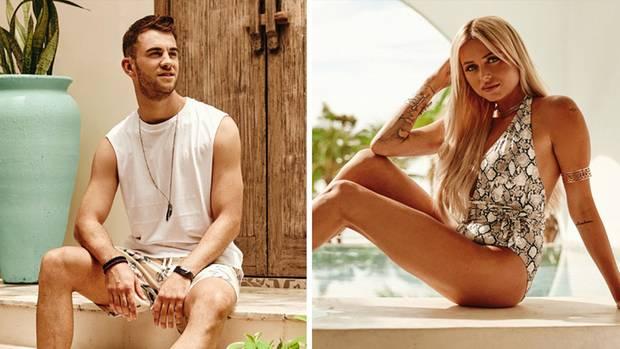Bachelor in Paradise Serkan und Jade