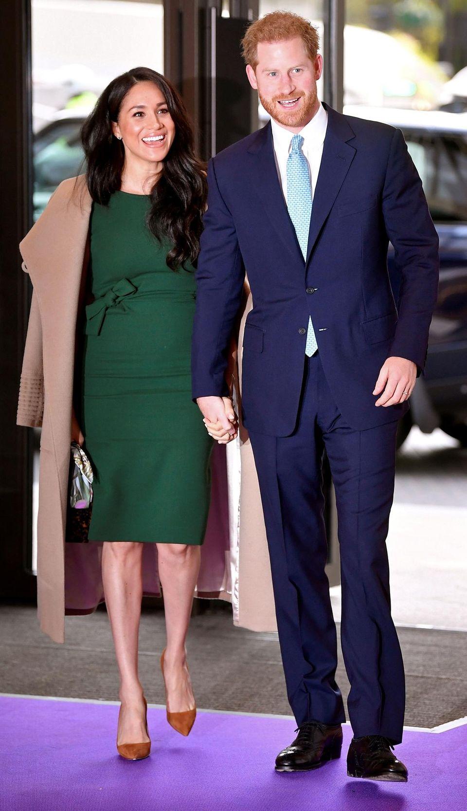 """Herzogin Meghan und Prinz Harry bei den """"WellChild Awards"""""""